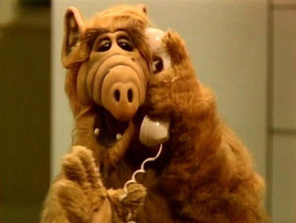 Alf - Alien Life Form - 1986/1990