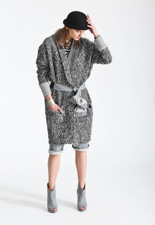 PEPPER spring coat