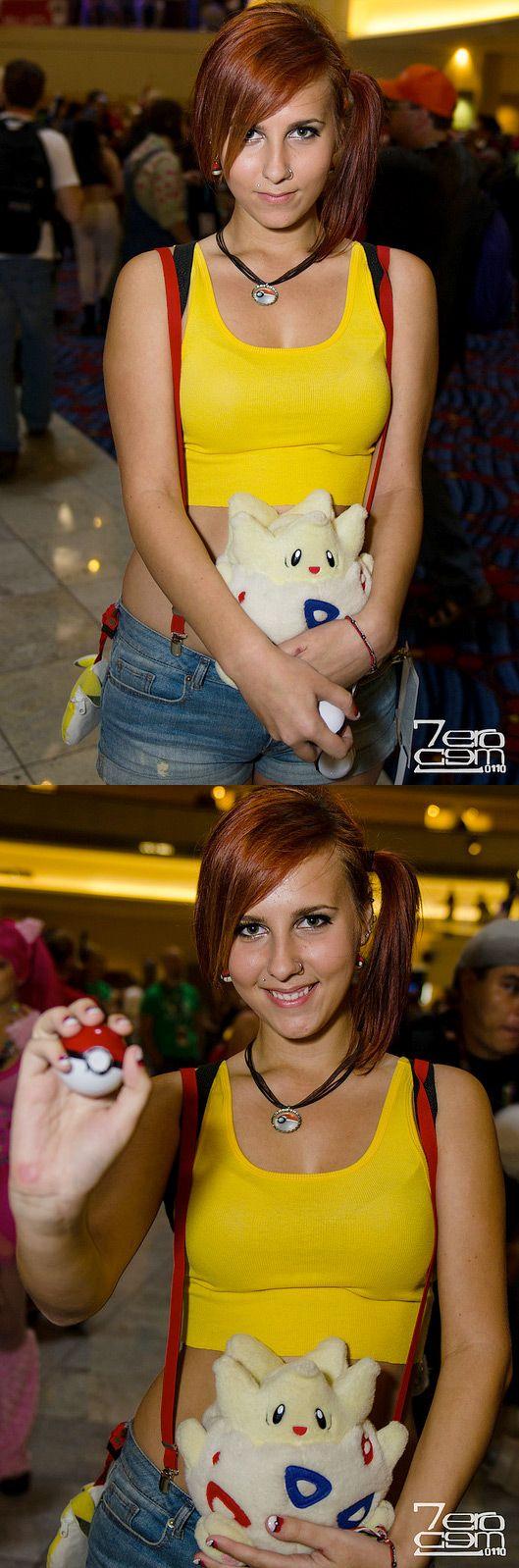 Misty from Pokemon | Dragon*Con 2012