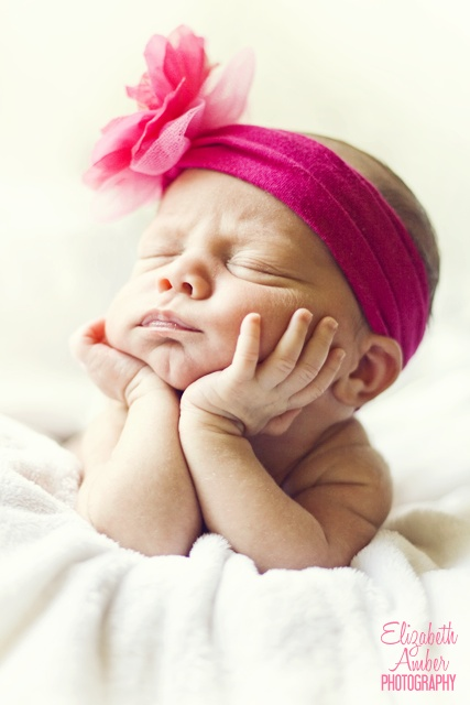 Cutest sleeping baby picture EVER!!