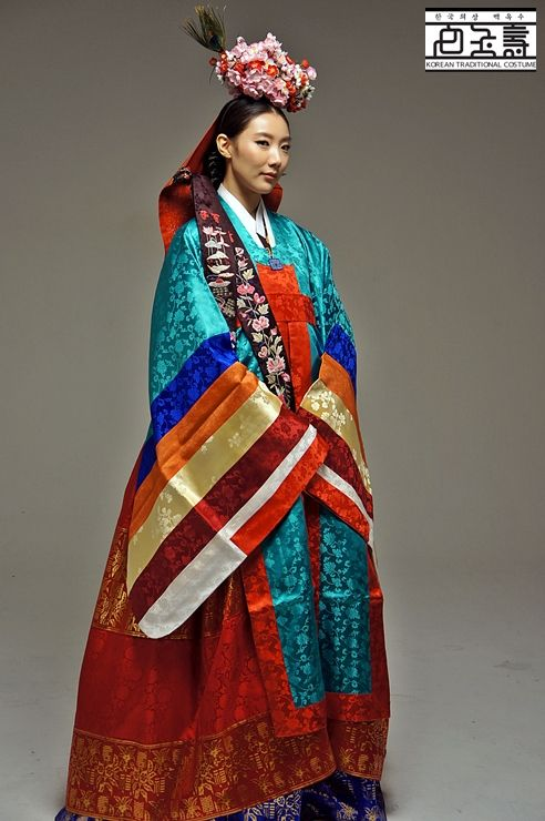 한복 Hanbok, Korean traditional clothes(Dress)