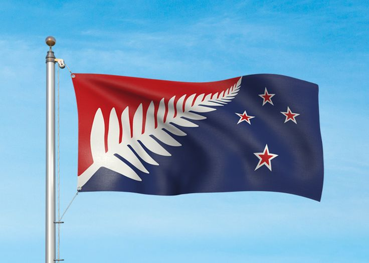 New Zealand has shortlisted four designs for its crowdsourced national flag – which do you prefer?