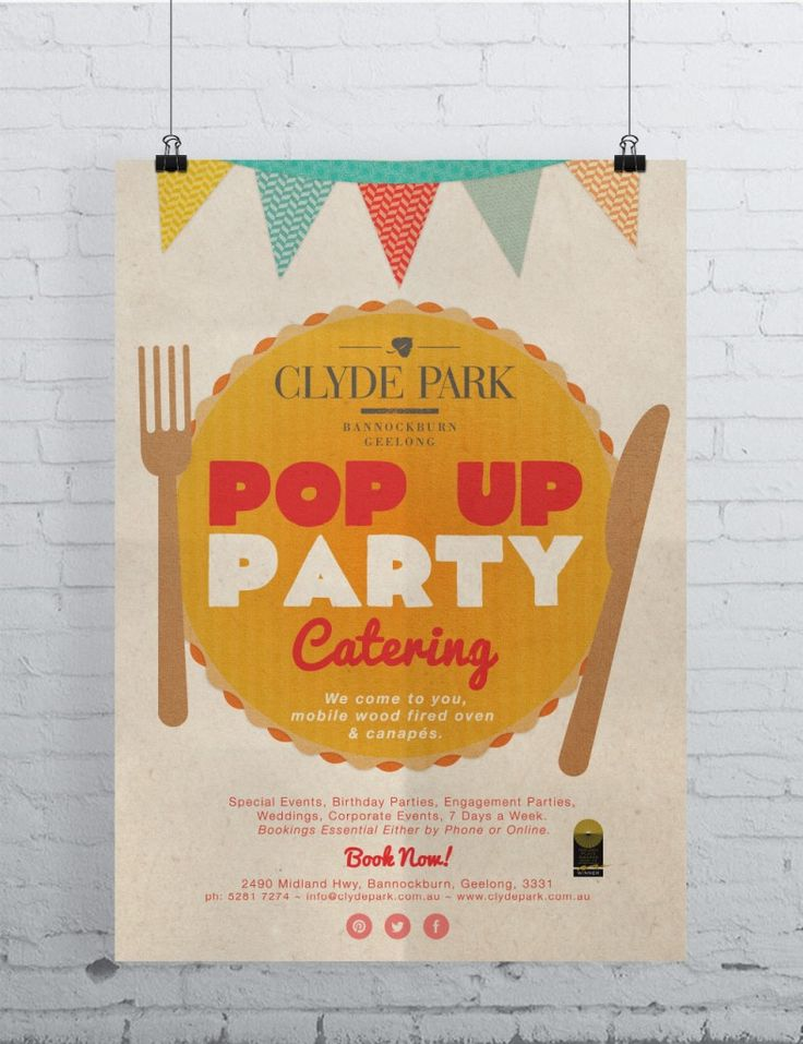 Clyde-Park---Pop-Up-catering---Pinterest-Poster-01