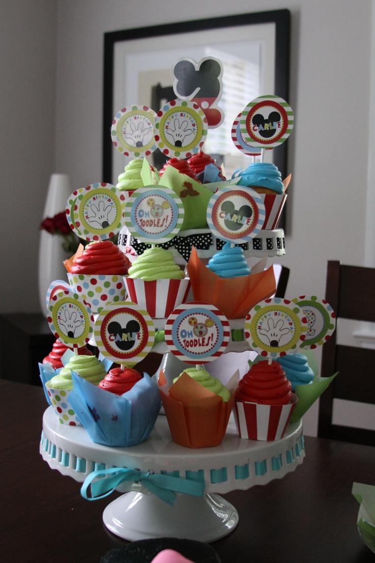 Mickey Party, Micky Maus Wunderhaus, Vereinsheimen, 2. Geburtstag,  Geburtstag Ideen, Party Planung, Party Zeit, Mäuse, Dekorationen