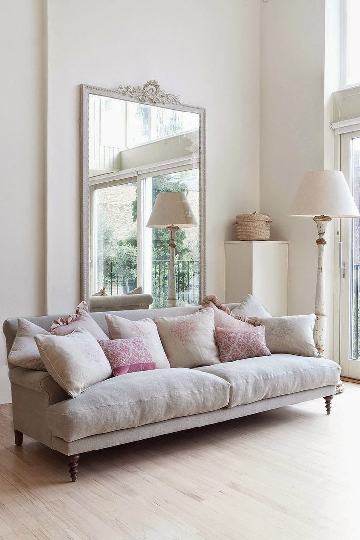 17 best ideas about ikea sofa on pinterest ikea couch for Tall mirrors for living room