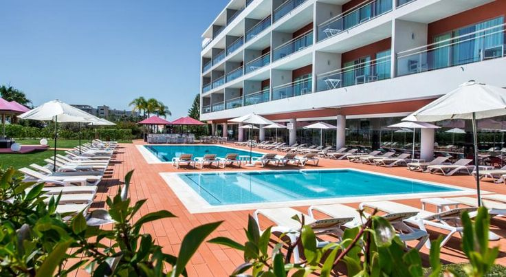 Hotel Apartamento Areias Village Albufeira Apartamento Areias Village offers an outdoor pool, a restaurant serving international cuisines and rooms with private balcony. It is 10 minutes' walk to Praia da Oura and the Strip.