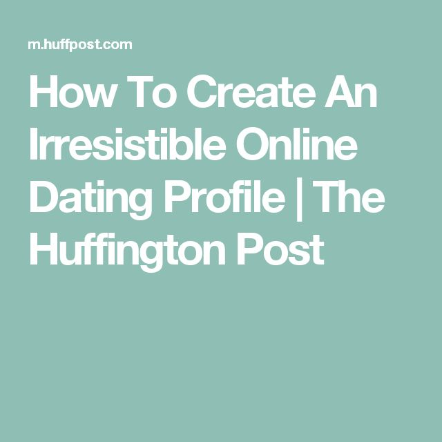 from Wade gay dating huffington post