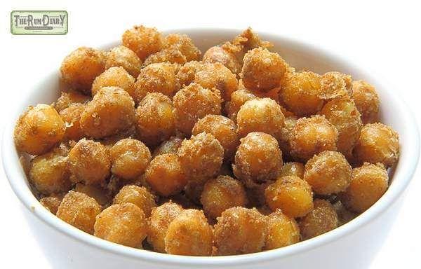 Жареный нут — хрустящие шарики с ореховым привкусом