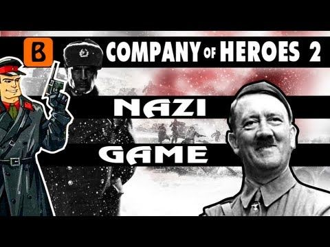Why Russians Hate Company of Heroes 2 [BadComedian]