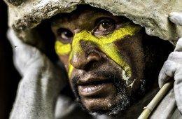 Portraits en Papouasie-Nouvelle-Guinée