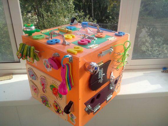 Great box, christmas gifts, busy boards, activity board, sensory doard, sensory toys, wooden toy, latch board, travel board, lock