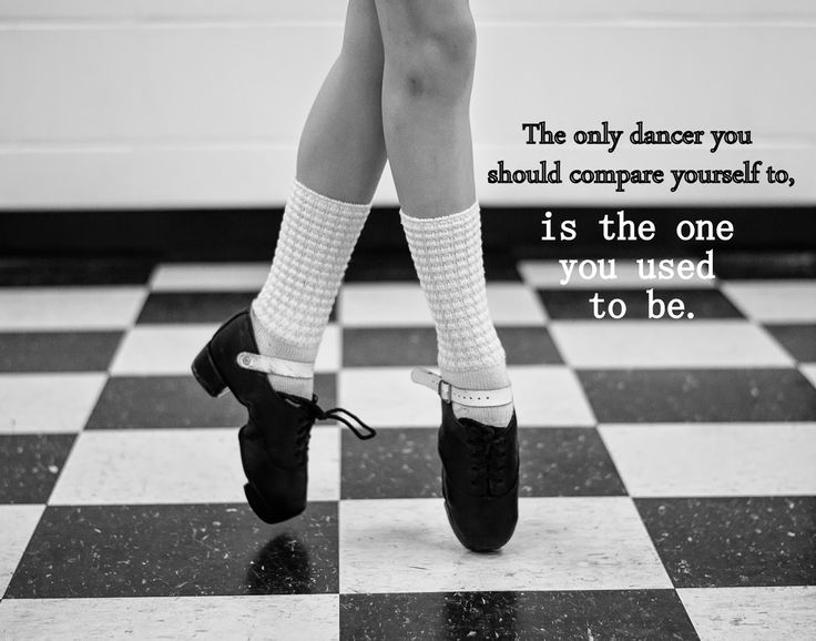 11x14 the only dancer poster 25