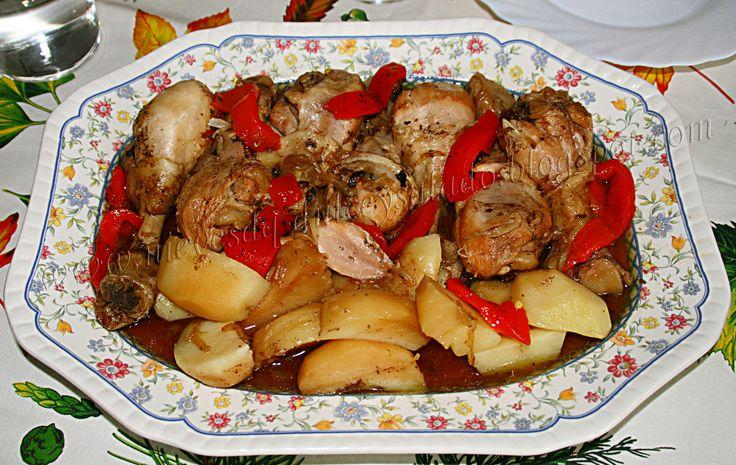 23 mejores im genes sobre recetas cocifacil en pinterest - Muslitos de pollo ...