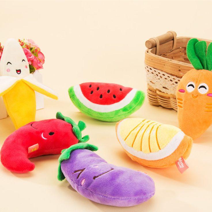 Mascotas-Cachorro-Chew-Squeaker-Squeaky-Felpa-Sonido-Juguetes-Fruta-Linda-vegetales-Perro-Productos-Para-Mascotas-de.jpg (800×800)