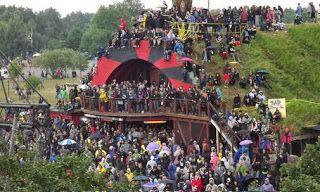 Das Fusion Festival, die Parallelgesellschaft des Ferienkommunismus, 26.06. - 29.06.2014, Lärz