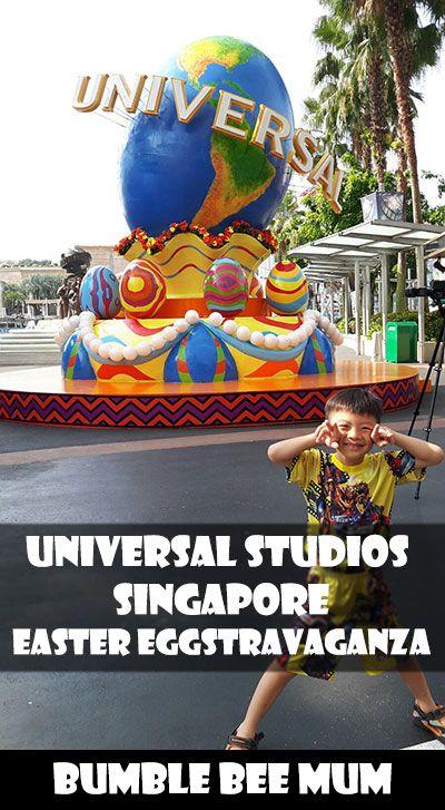 Universal Studios Singapore - Easter Eggstravaganza - Bumble Bee Mum
