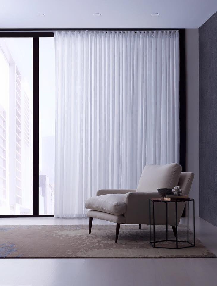 Dollar Curtains & Blinds Wavefold Curtains #dollarcurtainsandblinds