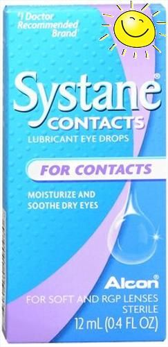 #vision #Systane Contacts Lubricant Eye Drops soothes dry eye symptoms, while moisturizing and conditioning contacts for long-lasting comfort. And, unlike most l...
