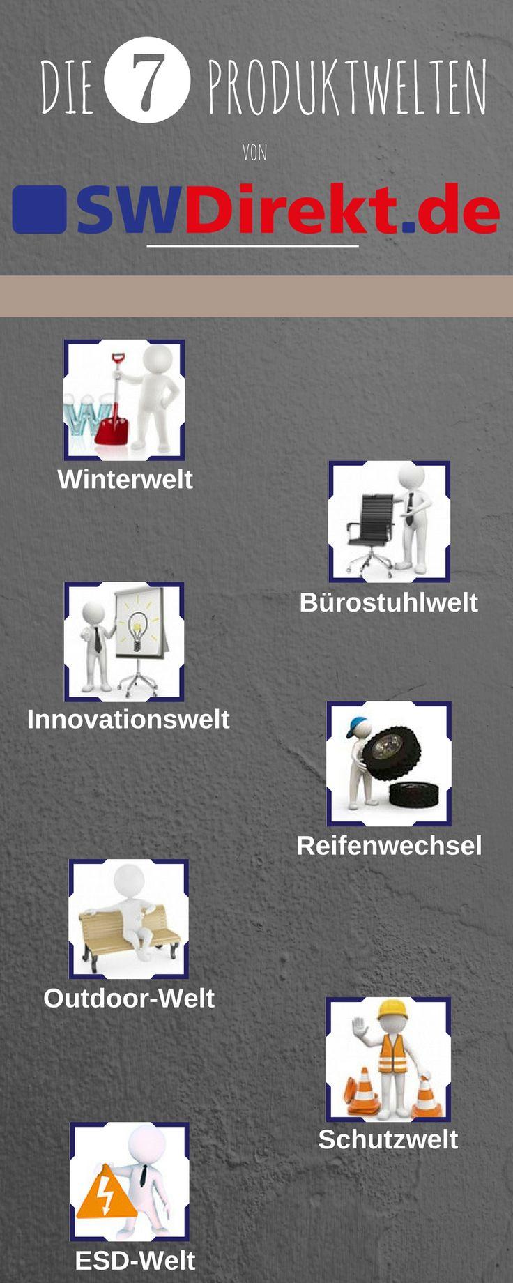 #Entdecken Sie unsere #Produktwelten! #Informationen rund um das #Unternehmen #SCHREIBER+WEINERT #GmbH, #swdirekt.de • Ihr #Partner für #Betriebsausstattung, #Büroeinrichtung, #Lagereinrichtung, #Büromaterial, #individuelle Lösungen, #Sonderkonstruktionen, #Transporttechnik, #Facilitymanagement, #Außenbereich, #Präsentationstechnik und vieles mehr auf höchstem #Niveau • Ihr #zuverlässiger #Lieferant in #Hannover #Niedersachsen mit #innovativen #Einrichtungsideen