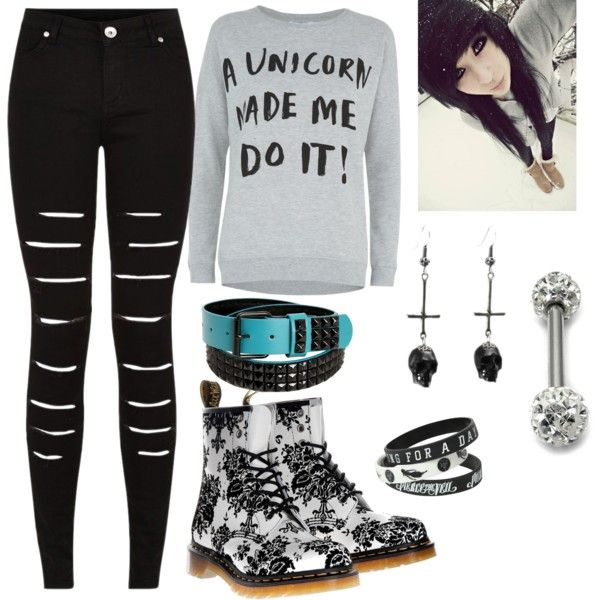 25+ best ideas about Cute Emo Makeup on Pinterest | Cute goth outfits Cute emo clothes and Cute ...