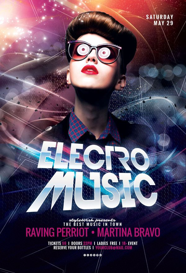 The 25+ Best Music Flyer Ideas On Pinterest | Sophie Music, Event