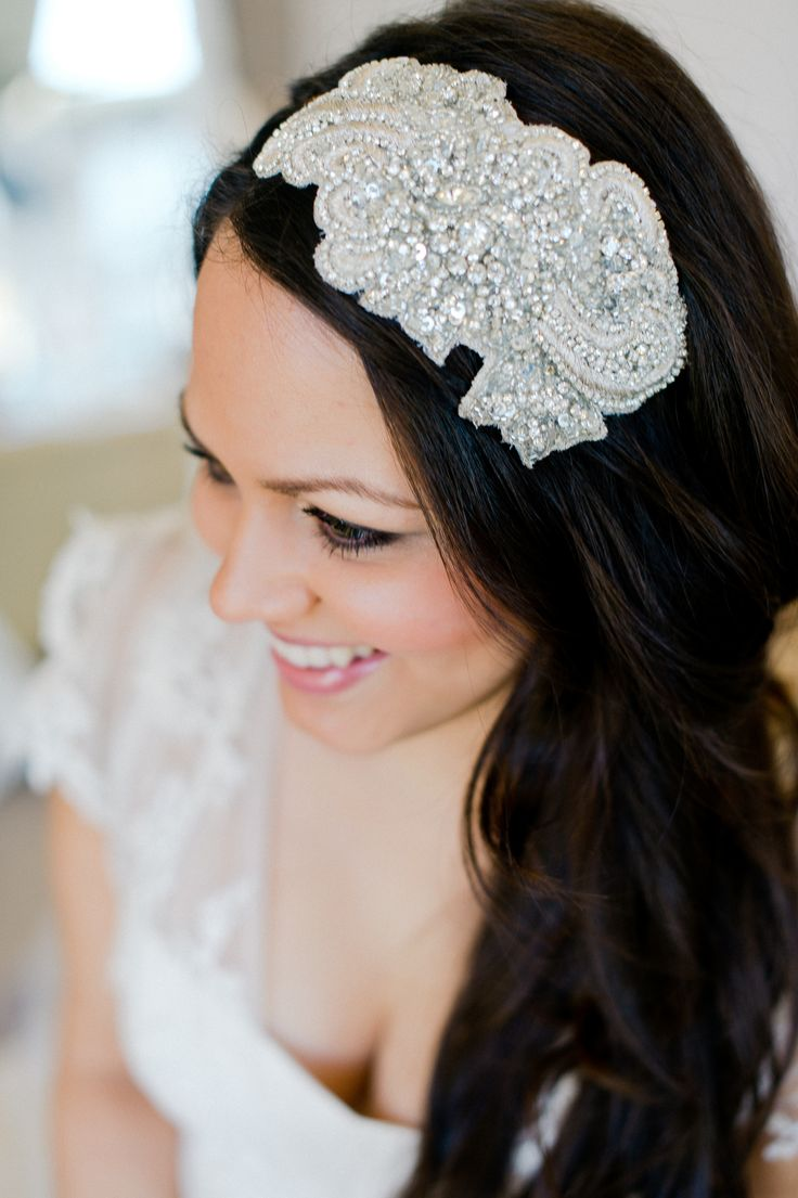 Be Bespoke Bridal Headpieces Ireland -  dita large wedding headpiece by dolecka