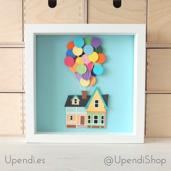 Picture House Up Picture Disney Pixar House With Balloons Up