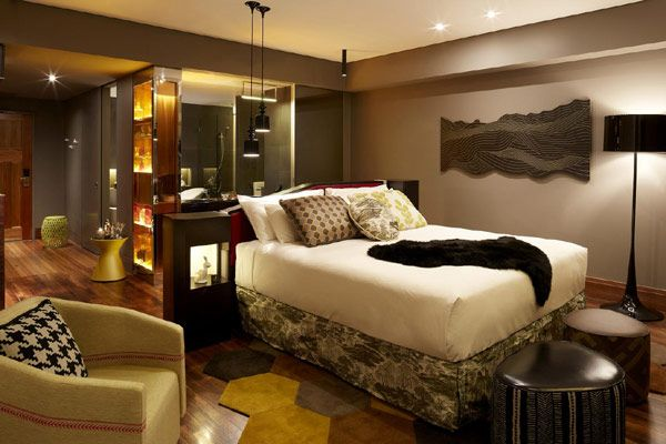 modern eclectic hotel 12 #hotelinteriordesigns