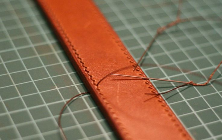 #leatherbelt #leathercraft #handcrafted #vegtanned #tempesti #tempestmaine #handsewed #saddlestitched