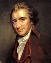 """Thomas Paine    Author of the famous, """"Common Sense,"""" the pro-independence monograph pamphlet he anonymously published on January 10, 1776.    In late 1776 Paine published """"The Crisis"""" pamphlet series, to inspire the Americans in their battles against the British army."""