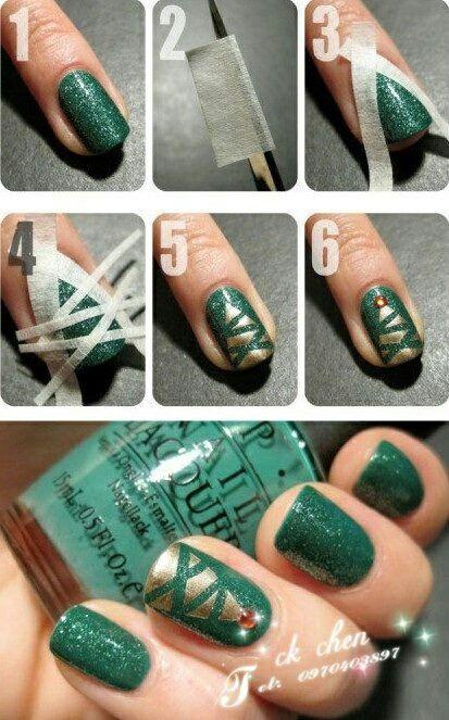 Christams nails