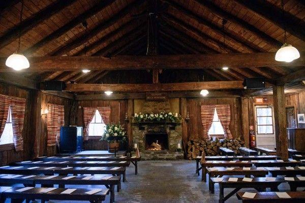 Sucrerie de la Montagne, an authentic sugar shack, has got to be one of the coolest wedding venues in Quebec.