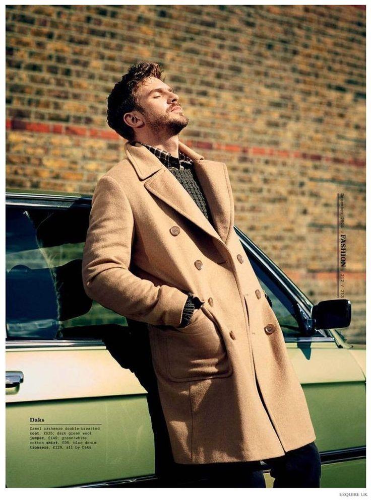 Dan Stevens in Esquire UK December 2014