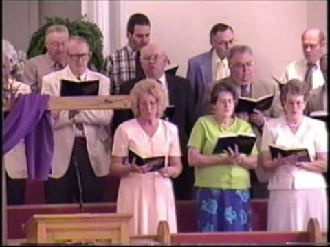 He Lives - Mount Carmel Baptist Church Choir, Fort Payne Alabama April 2003