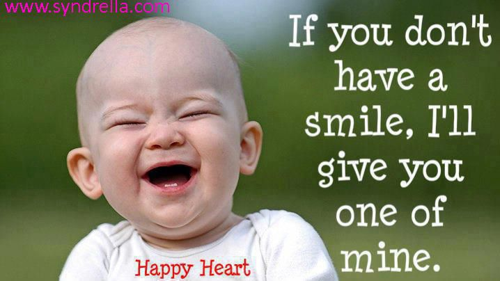 If You Don't Have A Smile...sooooo Cute