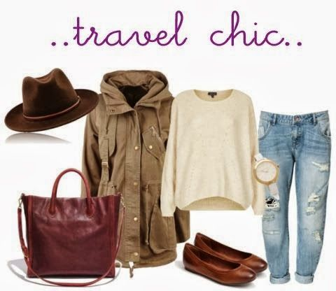 Friday's Fancies: Travel Chic