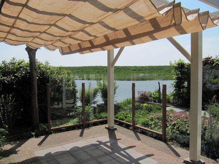 1000 images about tuinoverkapping on pinterest pergolas tes and met - Dak van pergola ...