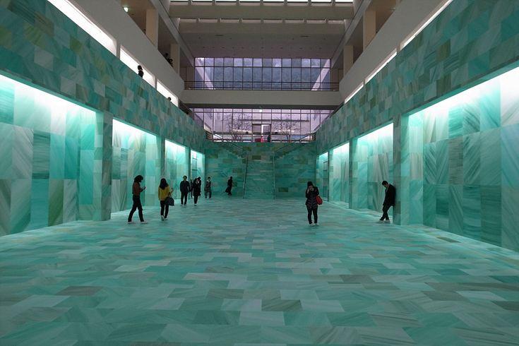나혼자닷컴 :: 국립현대미술관 #3 - 누가 미술관을 두려워 하랴, 2010 올해의 작가 박기원 展.