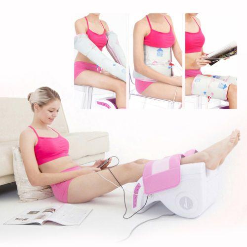 [Seven Liner] Calf Leg Massager Knead Rub Heating Speaker USB Charge (Prime Set)