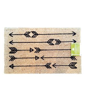 The Best Doormats - this would be really easy to make....