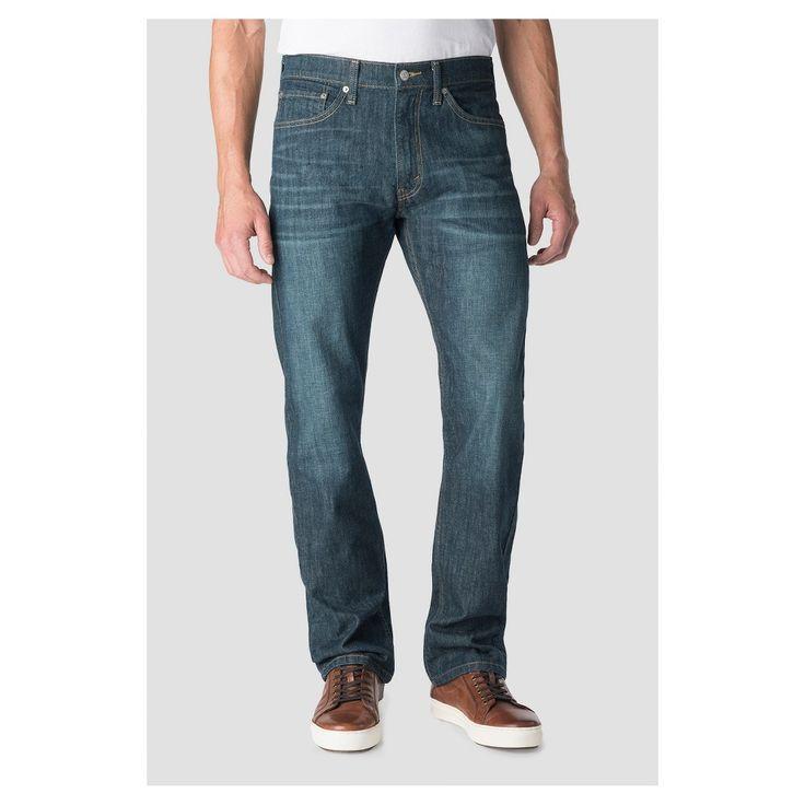Patched Destruction Jeans Goodfellow /& Co  NEW Taper Fit Men/'s 36x30