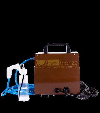 Kit Profissional - Maquina de Bronzeamento - 10 Aplicações | Best Bronze