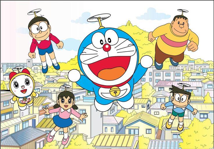 Doraemon et Friends