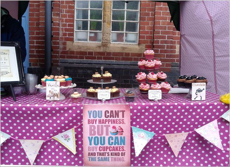 Bristol 10k. Cupcake Stall! Cake stall, Bake sale sign