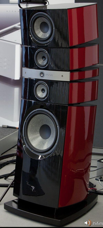 Focal grande utopia em http www audioaficionado org focal focal speakersspeaker systemcar audioloudspeakeraudiophileelectronicsprojects