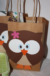 love those owls!