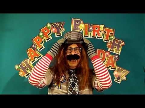 Happy Birthday to you,  Hairdresser YouTube