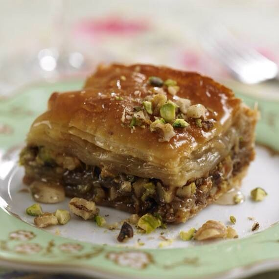 Baklava, Turkey