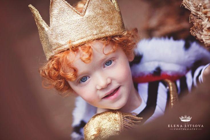 Little King Themed Shoots by Elena Litsova Photography