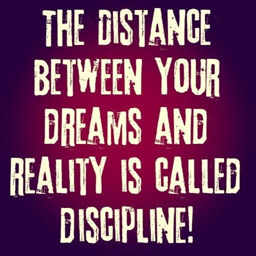 Do You Have Discipline?